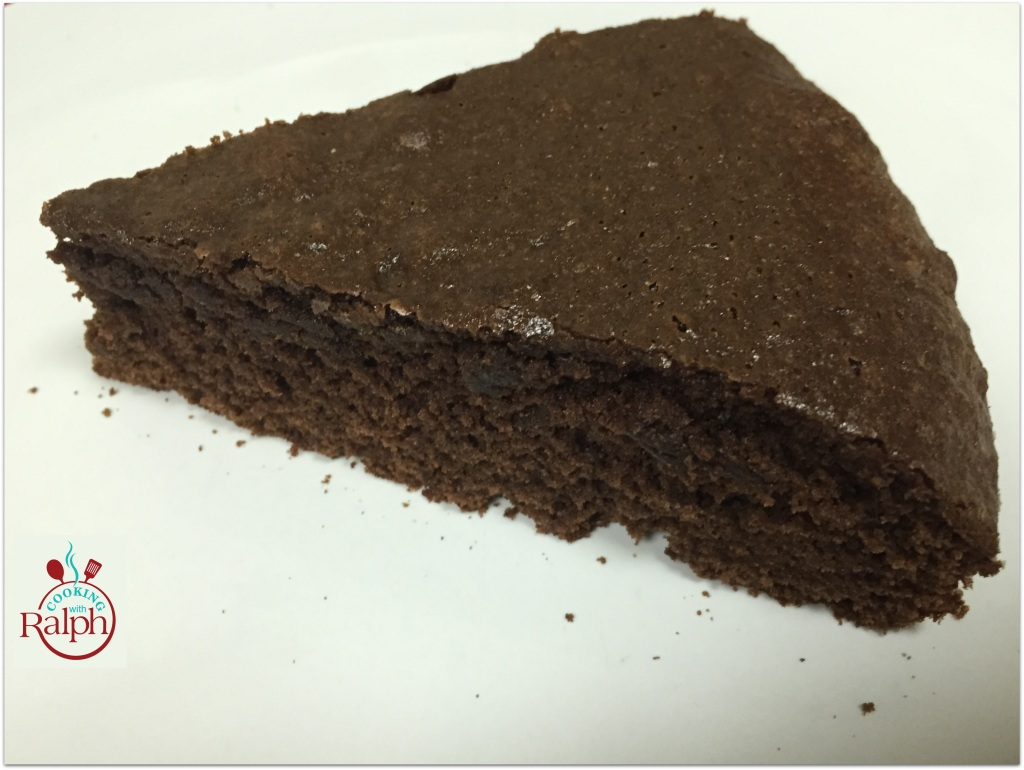 Adding Cocoa To Cake Mix